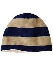 Kids Reversible Sherpa Lined Fleece Hat by Hanna Andersson