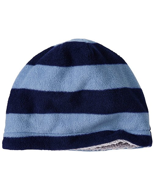 Kids Reversible Sherpa Lined Fleece Hat by Hanna Andersson