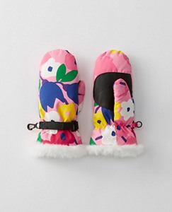 Kids Journey's End Insulated Mittens by Hanna Andersson