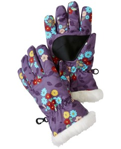 Kids Journey's End Insulated Gloves by Hanna Andersson