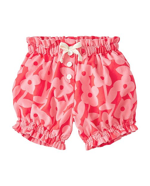 Baby Comfy Bloomers In Soft Pincord by Hanna Andersson