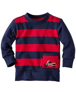 Crewneck Sweatshirt by Hanna Andersson