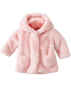 Baby Superfluffy Hooded Jacket by Hanna Andersson