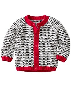 Baby Supercrafted Little Cardigan by Hanna Andersson