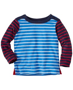 Baby Mix It Up Tee In Supersoft Jersey by Hanna Andersson
