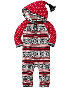 Baby Snö Happy Sweater Romper by Hanna Andersson