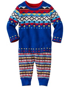 Baby All Is Bright Sweater Set by Hanna Andersson