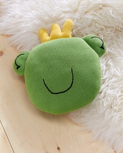 Princess Frog Pillow by Hanna Andersson