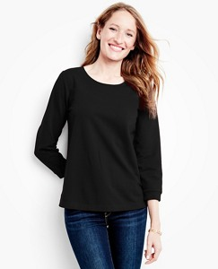 Women's Osa Popover in French Terry by Hanna Andersson
