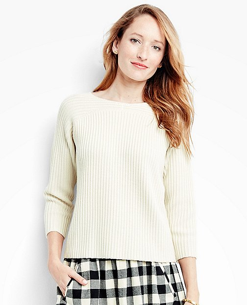 Women's Pure Merino Pullover by Hanna Andersson