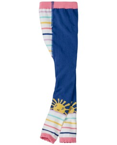 Baby Fun Footless Ankle Tights by Hanna Andersson