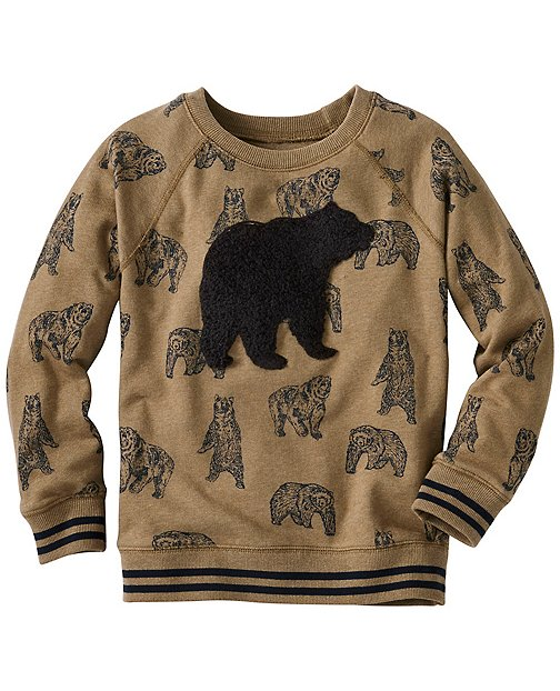 Boys All Play Sweatshirt by Hanna Andersson