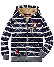 Boys Supercozy Fleece Lined Hoodie