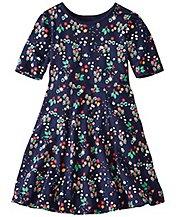Girls Winter Garden Dress by Hanna Andersson