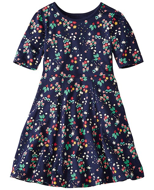 Girls Winter Garden Dress by Hanna Andersson