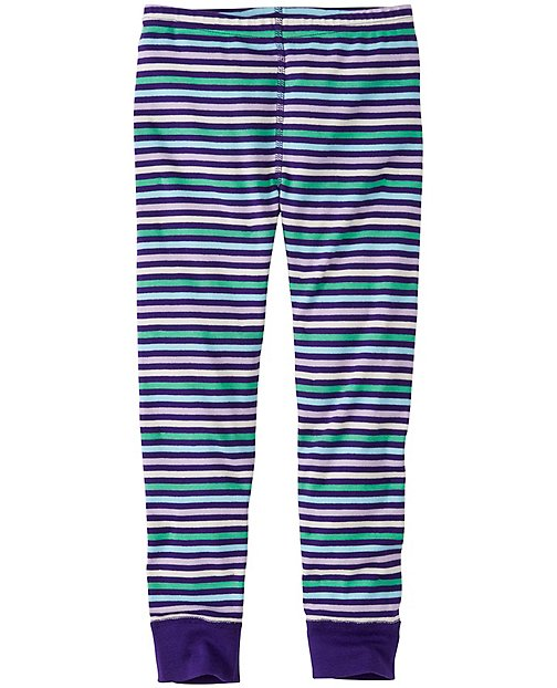 Girls Stripey Loose Leggings by Hanna Andersson