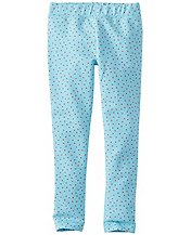 Girls Cozy Leggings In French Terry