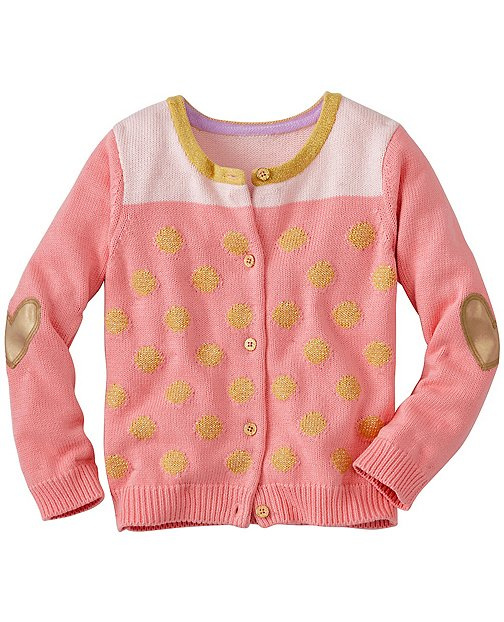 Girls Twinkle & Shine Cardigan by Hanna Andersson