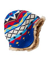 Baby Reversible Trapper Hat by Hanna Andersson