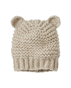 Baby Handknit Little Bear Hat by Hanna Andersson