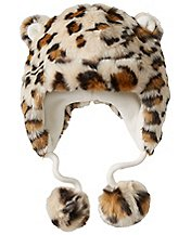 Kids Kit Cat Furry Hat