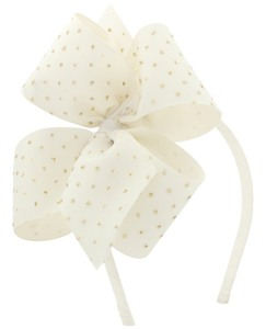 Kids Bow Headband by Hanna Andersson