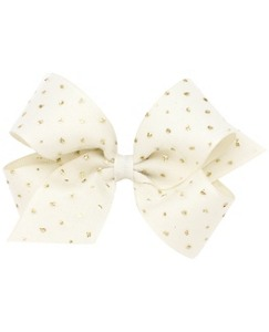 Kids Ribbon Bow Clip by Hanna Andersson