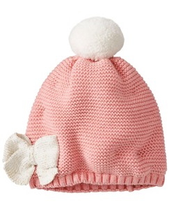 Kids Shimmery Fleece Lined Cap by Hanna Andersson