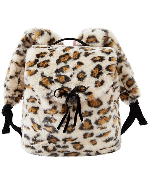 Kit Cat Furry Backpack by Hanna Andersson