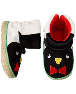 Kids Karlsson Friends Slippers by Hanna Andersson