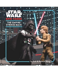 Empire Strikes Back Book by Hanna Andersson