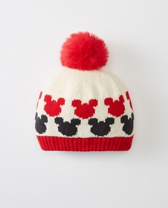 Kids Disney Mickey Mouse Hat by Hanna Andersson