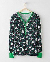 Star Wars™ PJ Top In Organic Cotton for Women by Hanna Andersson
