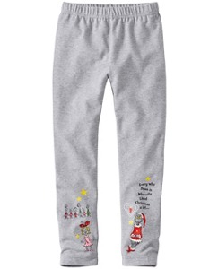 Dr. Seuss Grinch Leggings by Hanna Andersson