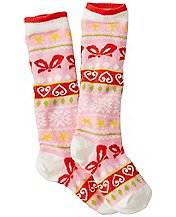 Kids Dr. Seuss Grinch Knee Socks by Hanna Andersson