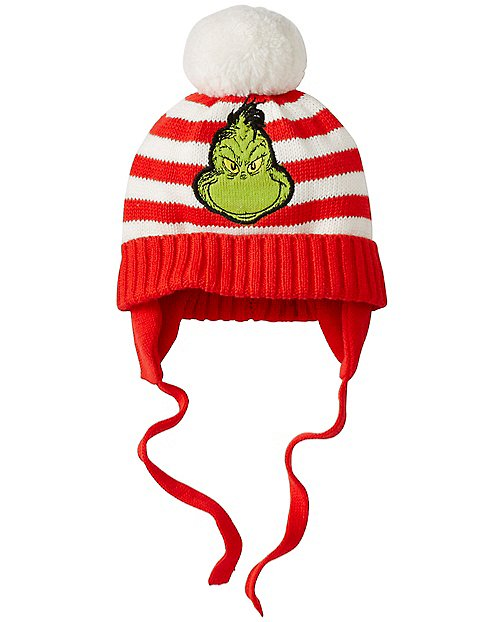 Baby Dr. Seuss Grinch Hat by Hanna Andersson