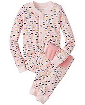 Kids Union Suit Pajamas in Organic Cotton by Hanna Andersson