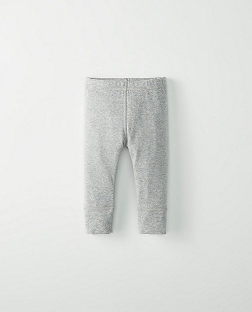 Baby First Layer Wiggle Pants In Organic Cotton by Hanna Andersson