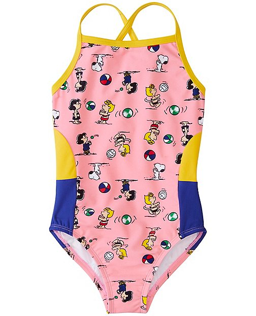 Peanuts Girls One-Piece by Hanna Andersson