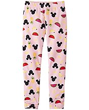 Girls Disney Mickey Mouse Leggings by Hanna Andersson