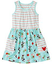 Girls Disney Minnie Mouse Sundress  by Hanna Andersson