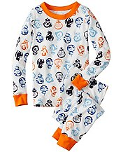 Star Wars™ Kids The Force Awakens Long John Pajamas by Hanna Andersson