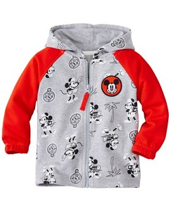 Toddler Disney Mickey Mouse Lined Hoodie by Hanna Andersson