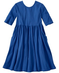 Girls Super Twirl Dress by Hanna Andersson
