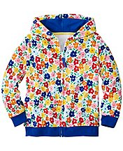 Girls Sunsoft Terry Hoodie by Hanna Andersson