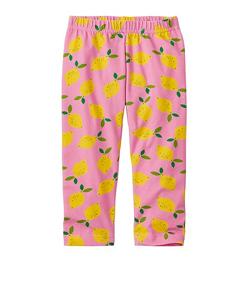 Girls Very Güd Capri Leggings by Hanna Andersson
