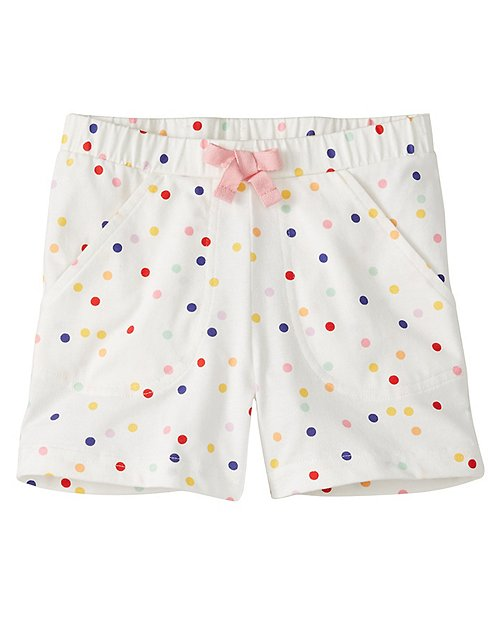 Girls Free Time Shorts by Hanna Andersson