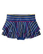Girls Flounced Swim Skirt by Hanna Andersson