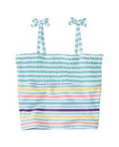 Girls Pool Party Tankini Top by Hanna Andersson