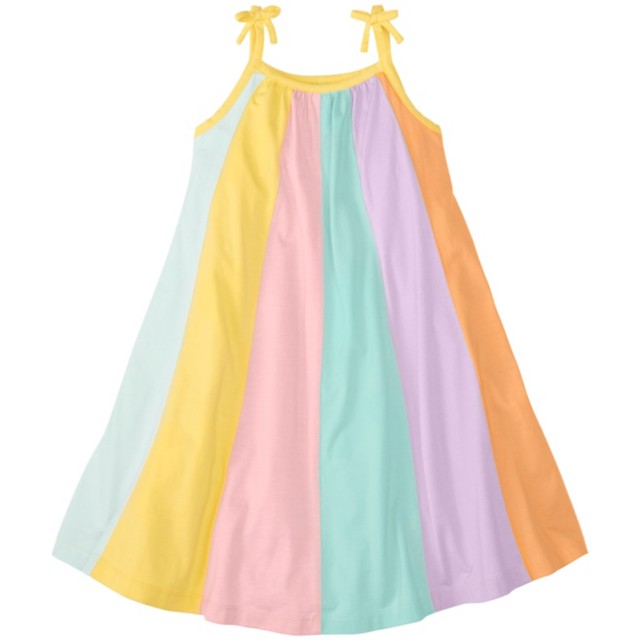 Girls Colorwheel Sundress by Hanna Andersson